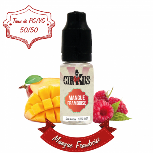 cirkus authentic mangue framboise pas cher