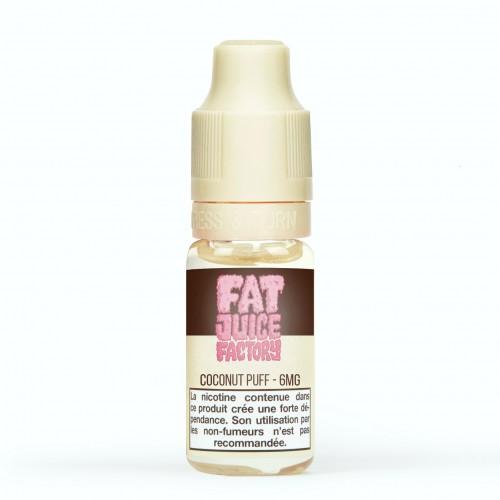 COCONUT PUFF - PULP FAT JUICE FACTORY