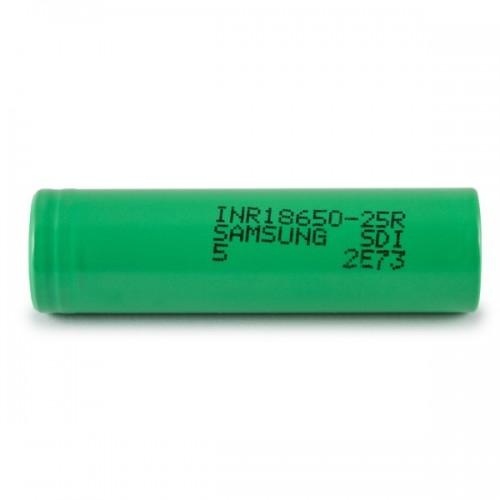 ACCU 18650 - 2500 MAH - SAMSUNG