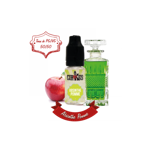 ABSINTHE POMME - CIRKUS AUTHENTIC