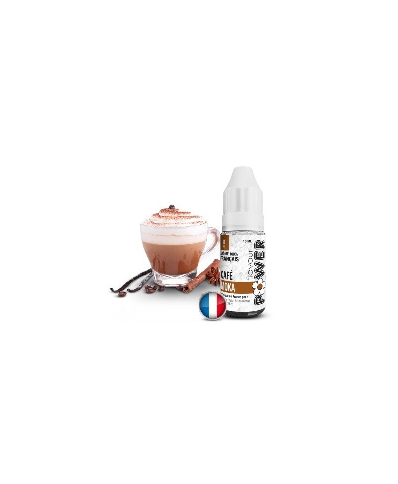 flavour power Café Moka 50/50 pas cher