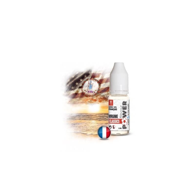 flavour power Virginie Classics 50/50 pas cher