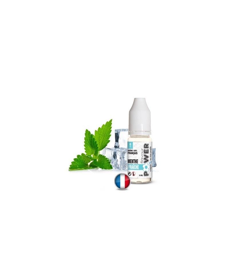 flavour power Menthe Fraîche 50/50 pas cher