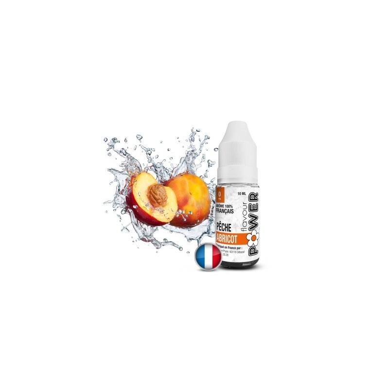 flavour power Pêche Abricot 50/50 pas cher