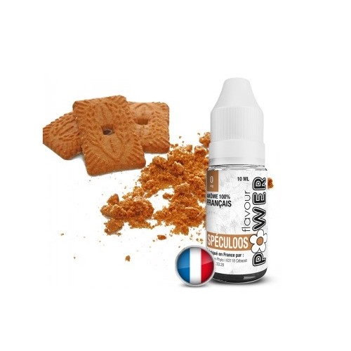 SPECULOOS 50/50 - FLAVOUR POWER