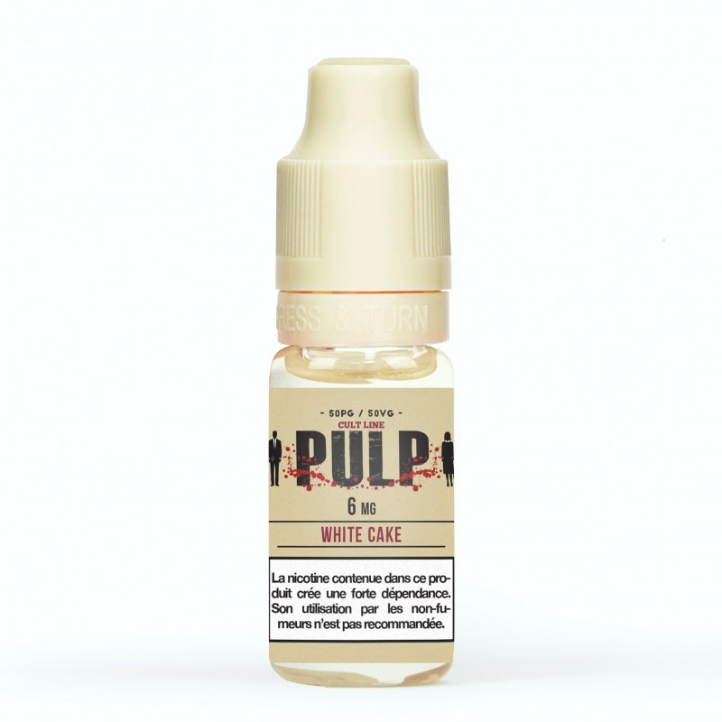Pulp Cult Line White Cake pas cher