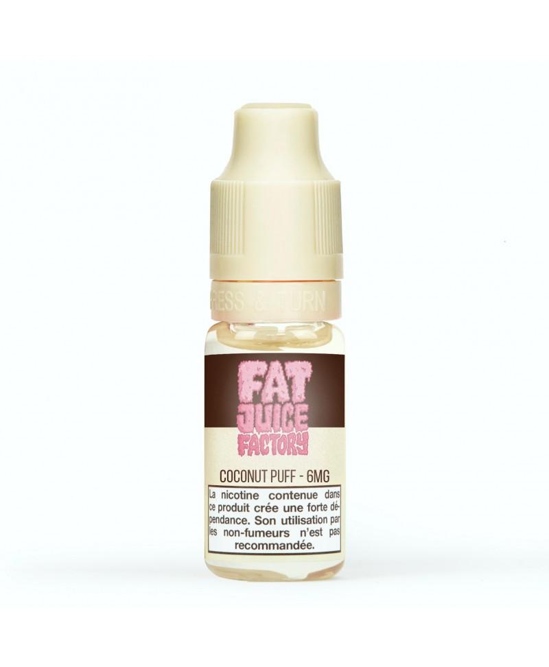 Pulp Fat Juice Factory Coconut Puff pas cher
