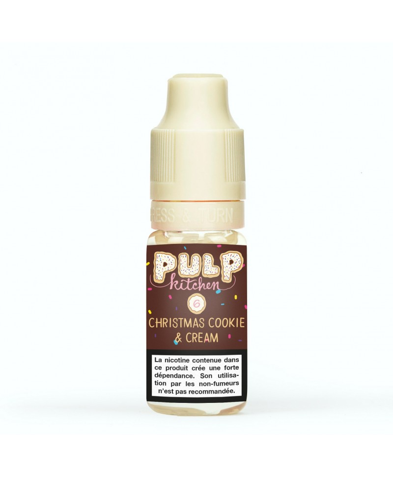 Pulp Kitchen Christmas Cookie and Cream pas cher