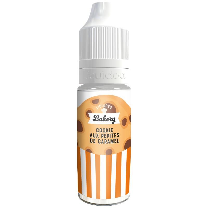 Liquideo Tentation Cookie Caramel pas cher