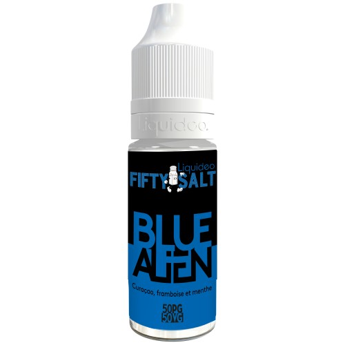 Liquideo Fifty Salt Blue Alien
