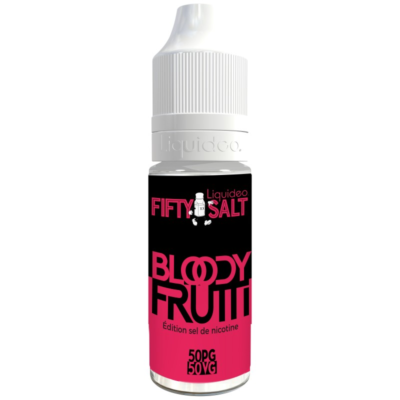 Liquideo Fifty Salt Bloody Frutti