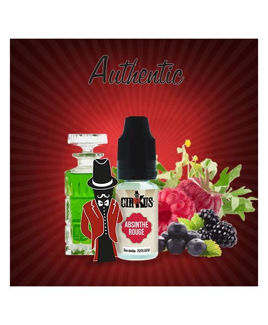 cirkus authentic absinthe rouge pas cher
