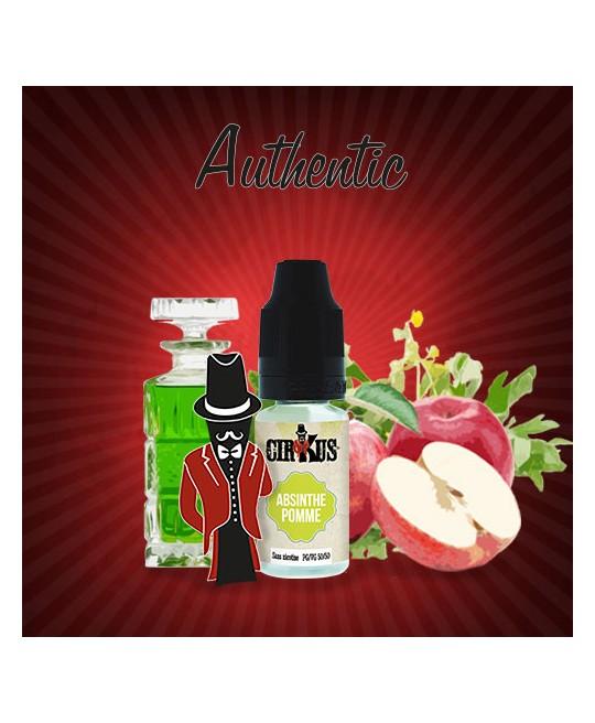 cirkus authentic absinthe pomme pas cher