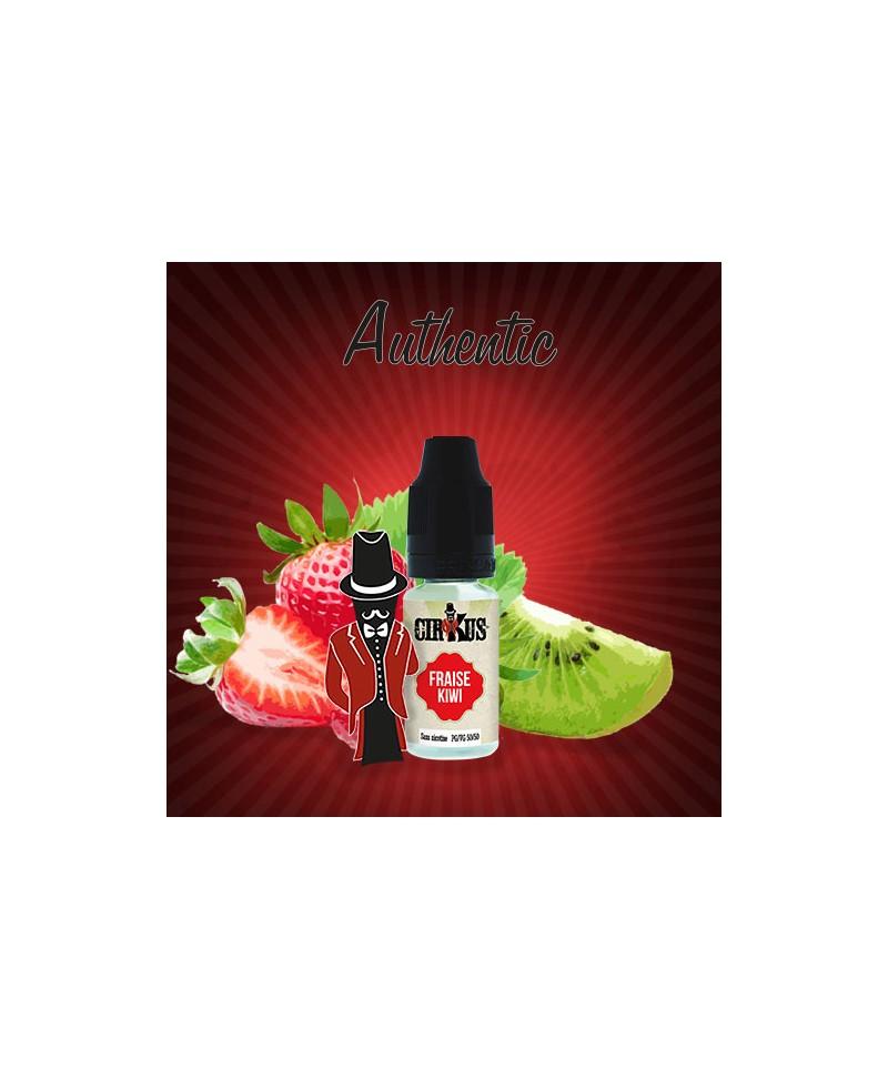 cirkus authentic fraise kiwi pas cher