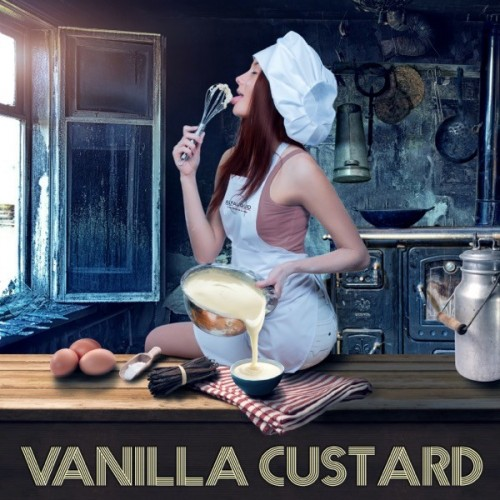 VANILLA CUSTARD - ALFALIQUID