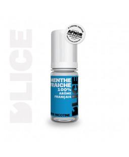 e-liquide d'lice menthe fraiche pas cher