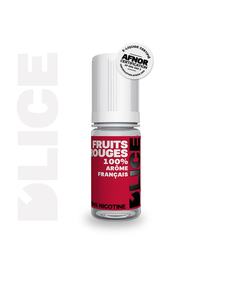 e-liquide d'lice fruits rouges pas cher