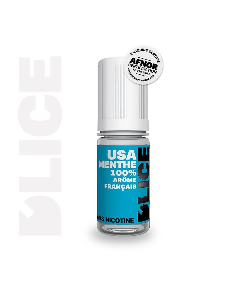 e-liquide d'lice usa menthe pas cher
