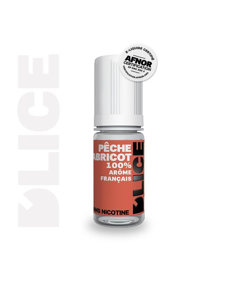e-liquide d'lice peche abricot pas cher