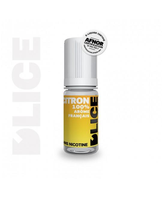e-liquide d'lice citron pas cher