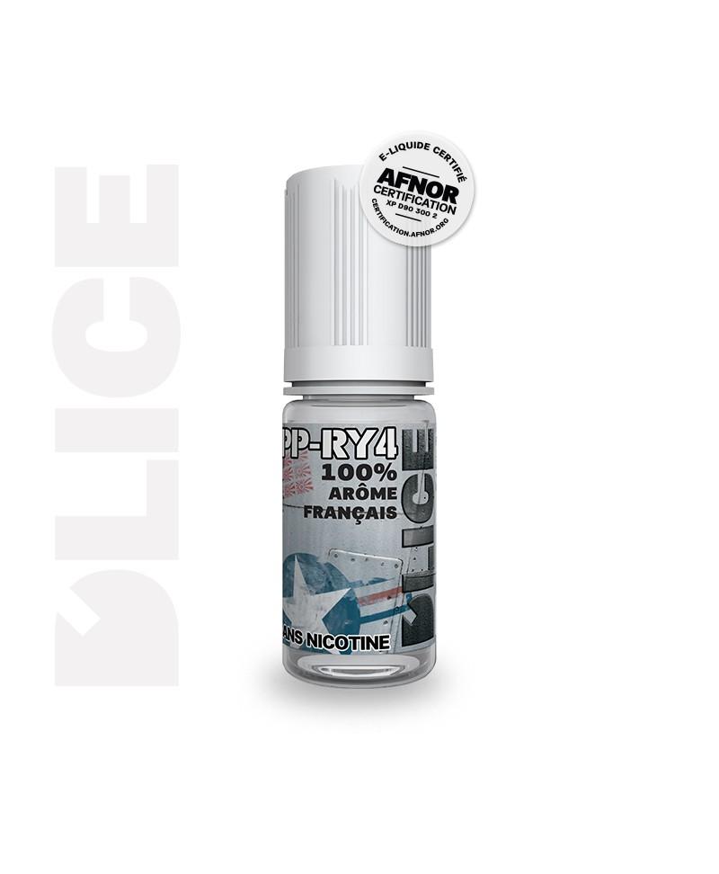 e-liquide d'lice pp-ry4 pas cher