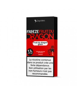 Liquideo w pod freeze fruit du dragon pas cher