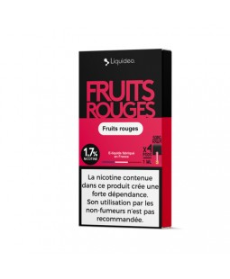 Liquideo w pod fruits rouges pas cher