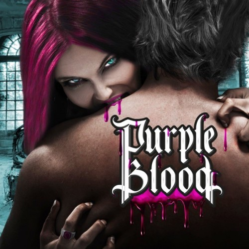 PURPLE BLOOD - ALFALIQUID