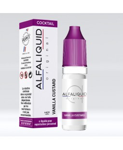 alfaliquid vanilla custard pas cher