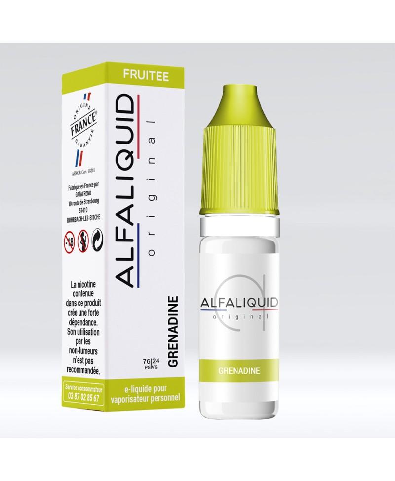 alfaliquid grenadine pas cher
