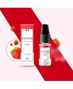 e-liquide roykin fraise pas cher