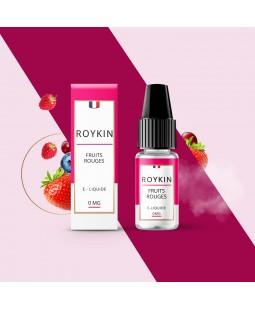 e-liquide roykin fruits rouges pas cher