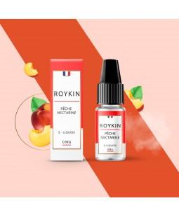 e-liquide roykin peche nectarine