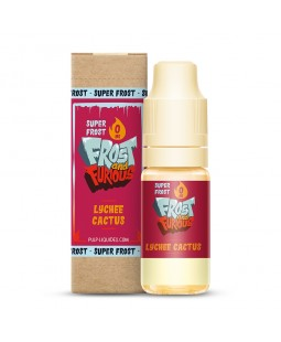 e-liquide pulp frost and furious lychee cactus pas cher