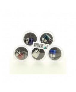 drip tip epoxy resin anti spit back 510
