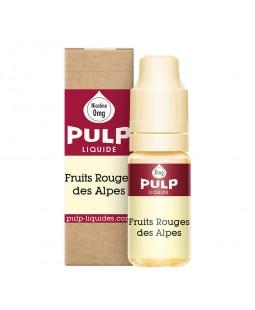 e-liquide pulp fruits rouges des alpes pas cher
