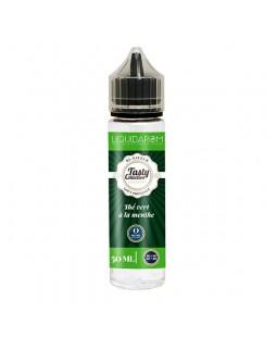 e-liquide liquidarom tasty collection the vert a la menthe pas cher