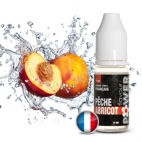 PECHE ABRICOT - FLAVOUR POWER