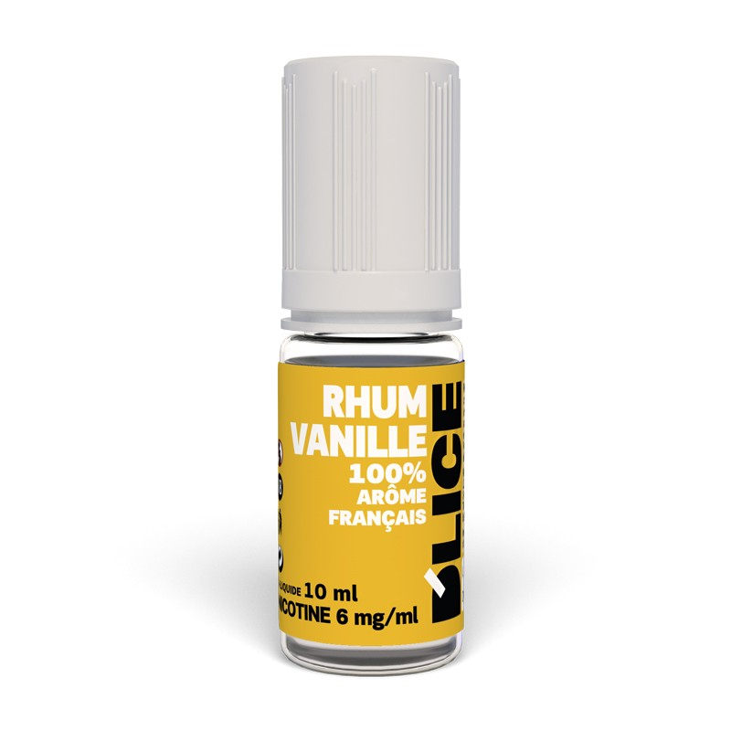 d'lice rhum vanille moins cher